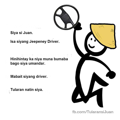 Juan is #JeepneyDriverGoals Part 3