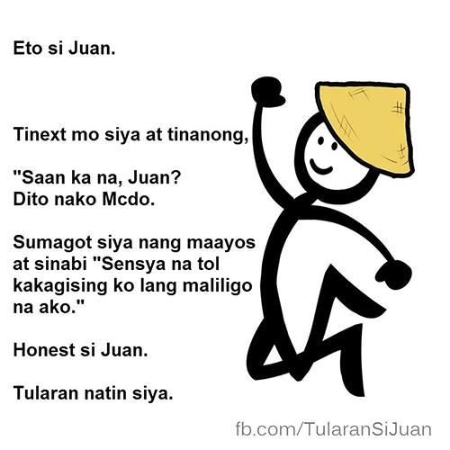 Juan is Honest