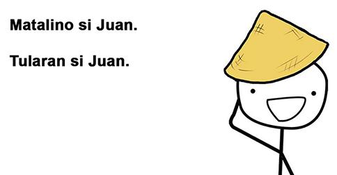 Tularan si Juan Memes