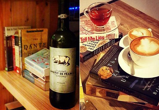 Tweedle Book Cafe