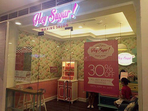 Hey Sugar! Waxing Salon