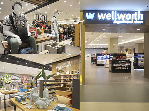 Wellworth Department Store