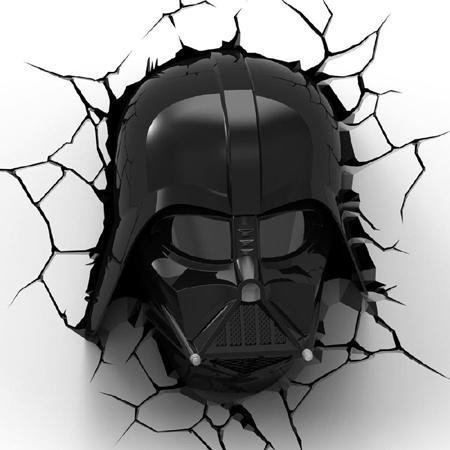 Star Wars Darth Vader 3D Deco Light