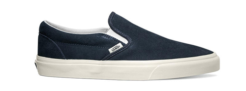 af532d1f10 The Vans Classic Slip-Ons are getting a sleek makeover