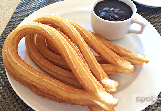 Churros in Dulcinea