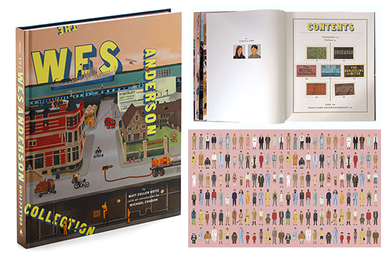 10 cool coffee table books you should have in your living room - Wes anderson coffee table book ...