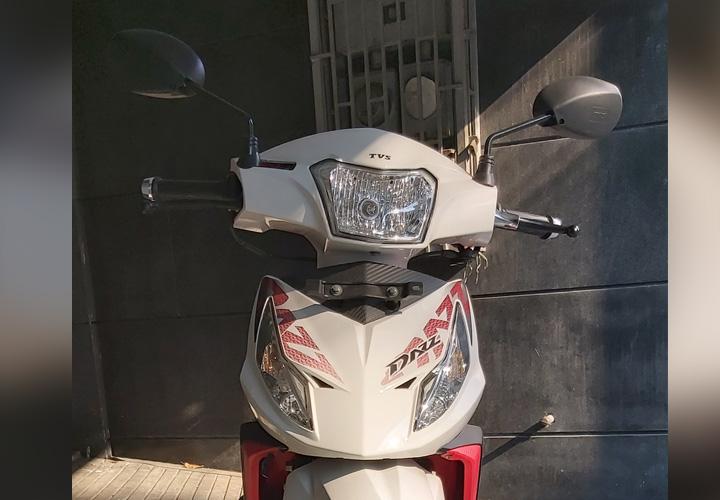 2021 TVS Dazz Prime scooter
