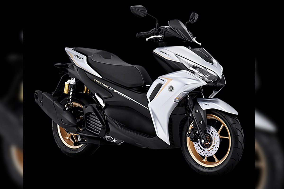 2020 Yamaha Mio Aerox: Specs, Features, Photos, Colors