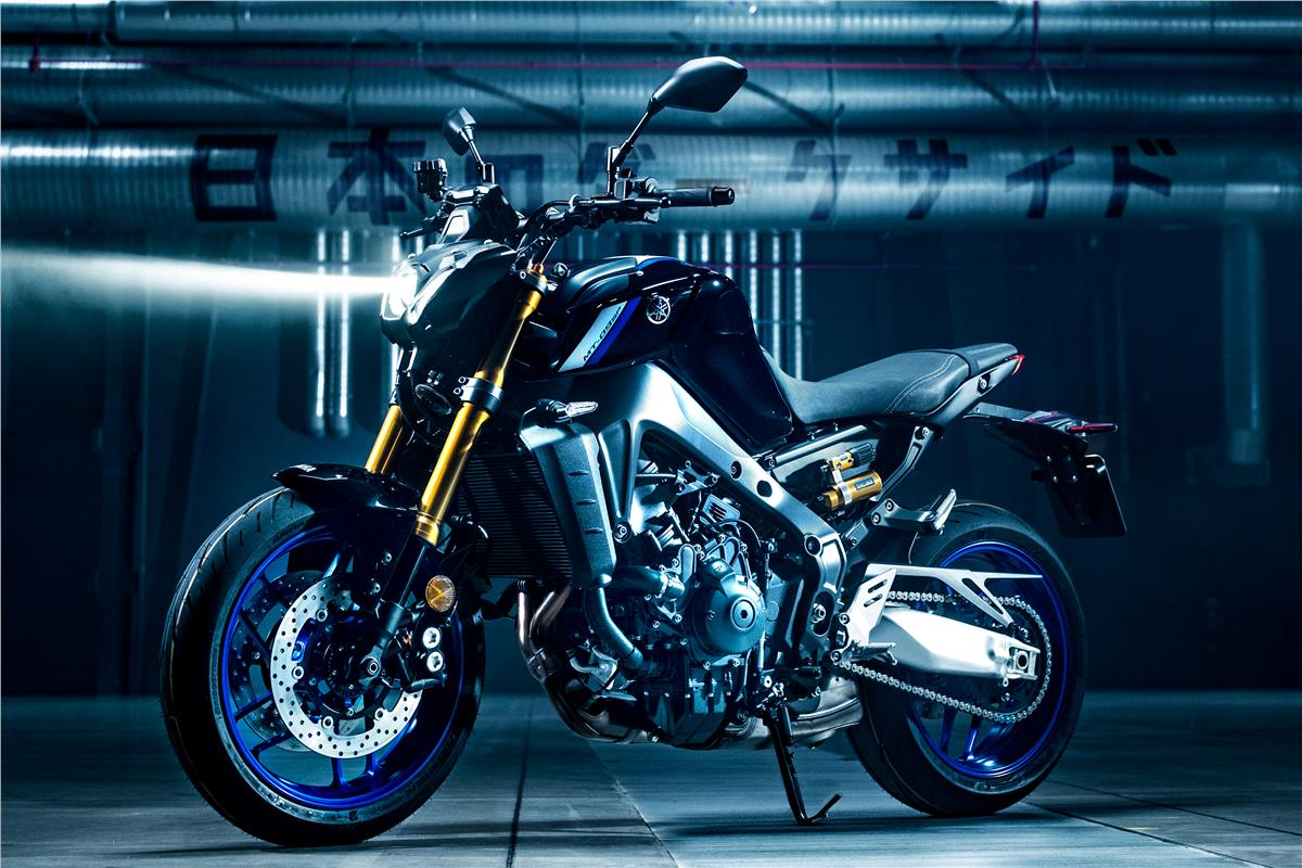 2013 Yamaha MT-09 Review - Top Speed