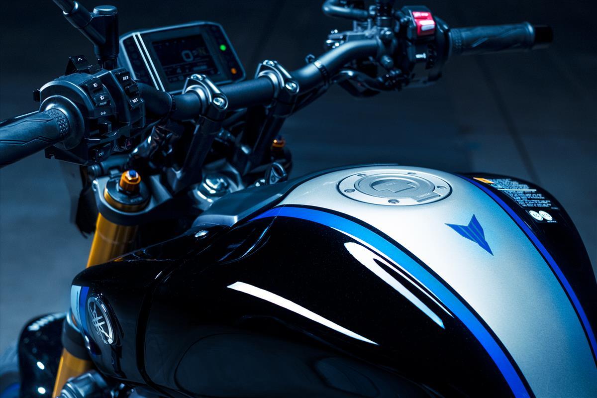 New 2021 Yamaha MT-09 SP Raven / Liquid Metal