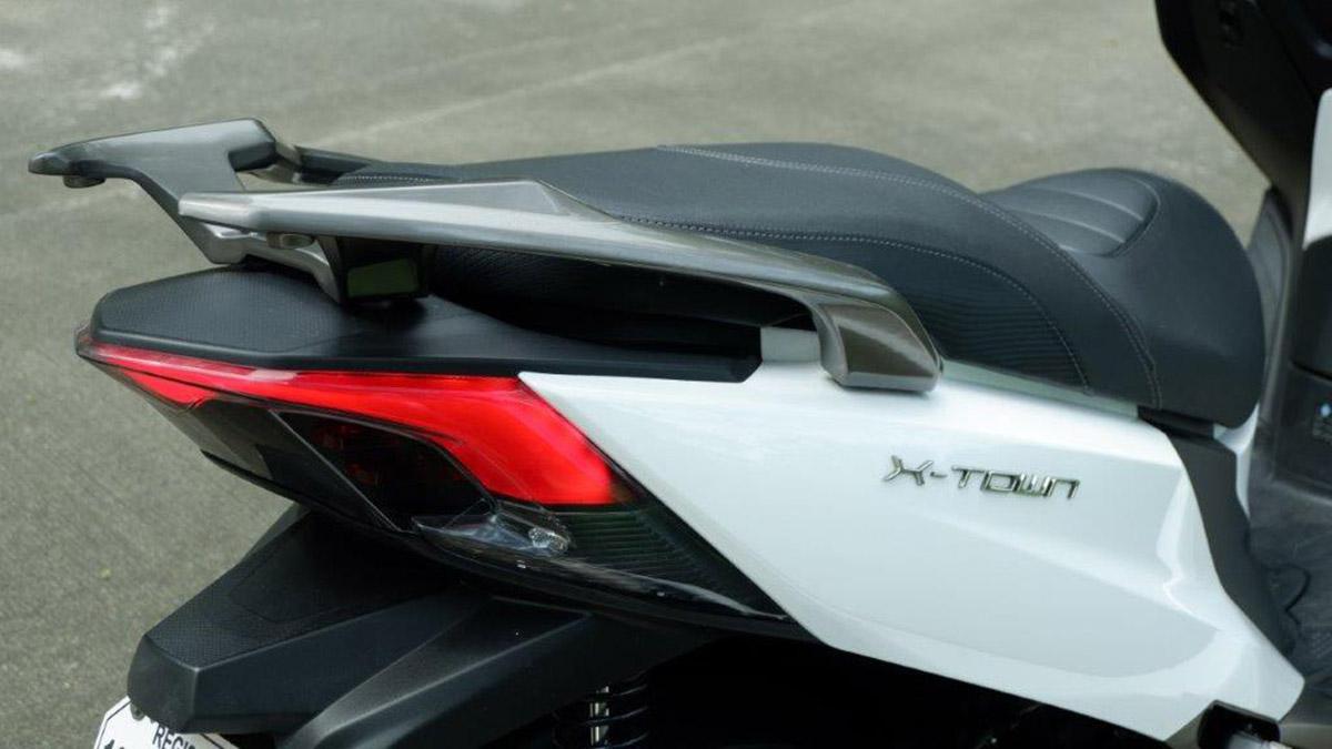 2021 Kymco X-Town CT 300i Noodoe saddle