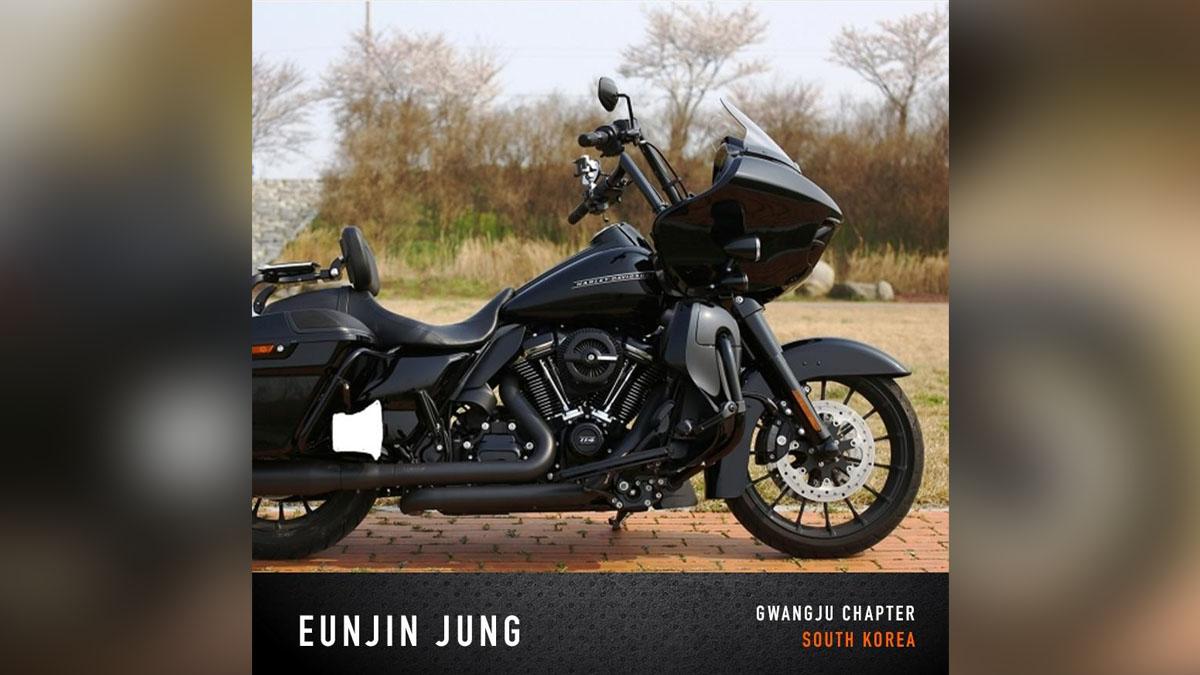 Eunjin Jung Custom Bike