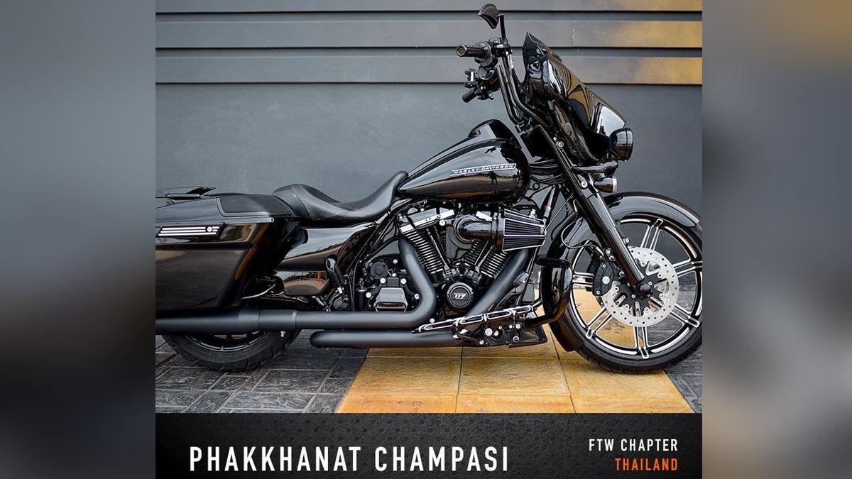 Phakkhanat Champasi Custom Bike