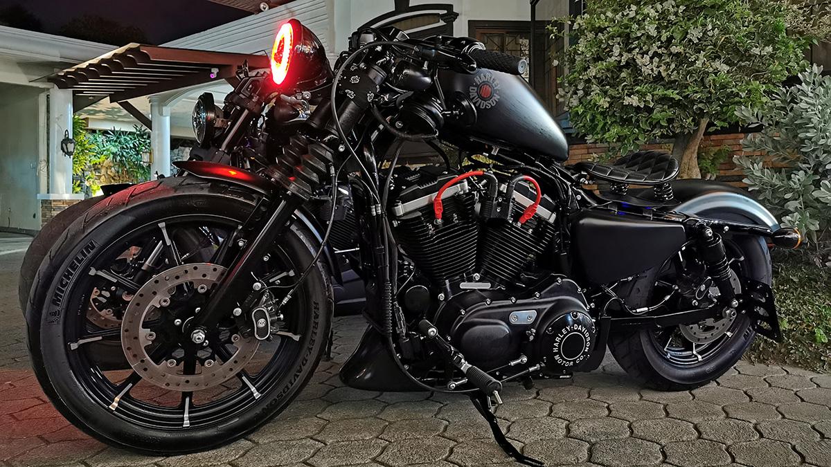 Benedict Ang's 2018 Harley-Davidson Iron 883