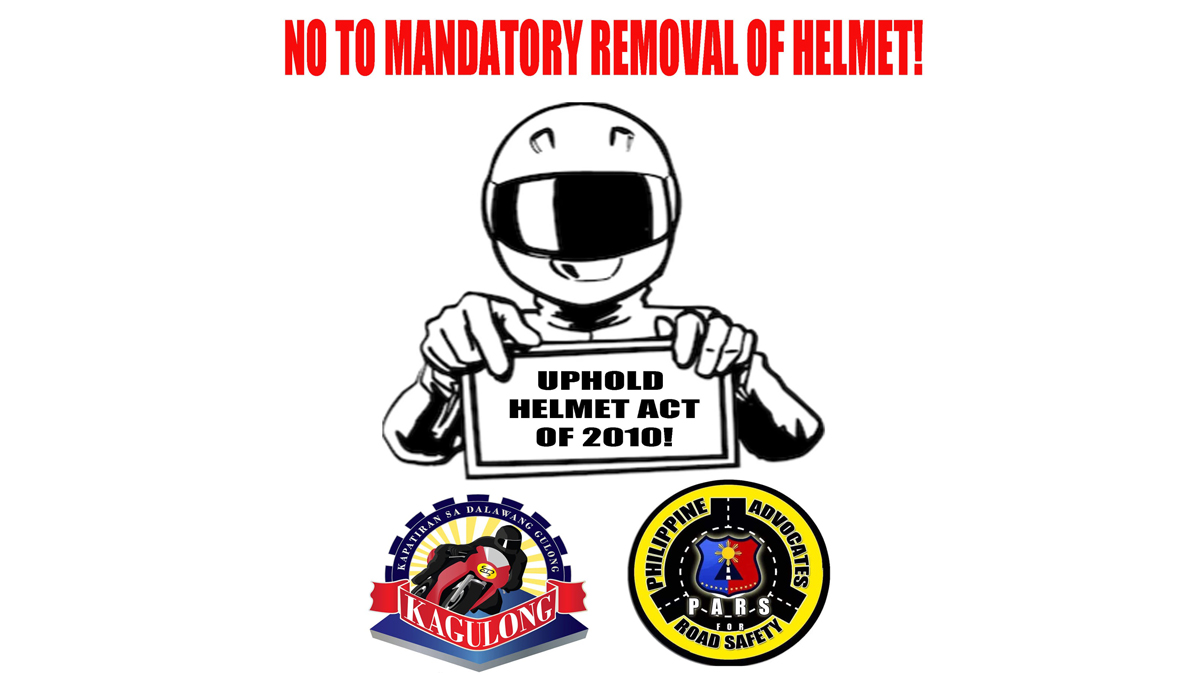 Motorcycle Helmet Act of 2010