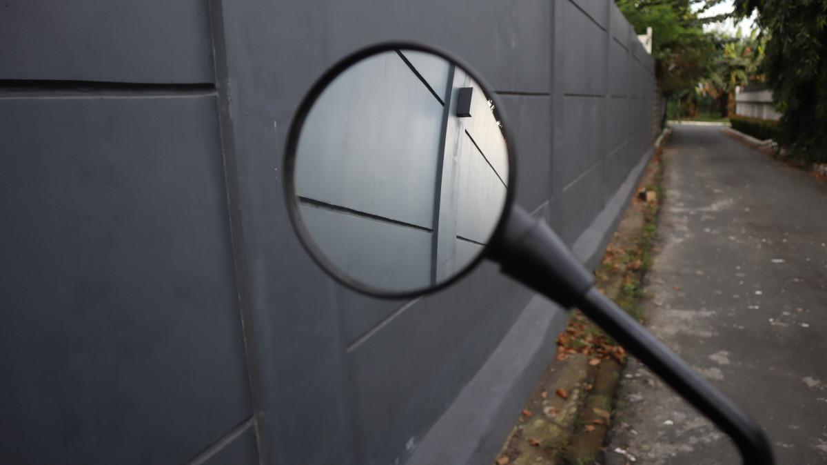 Bristol Veloce 500 Side Mirror