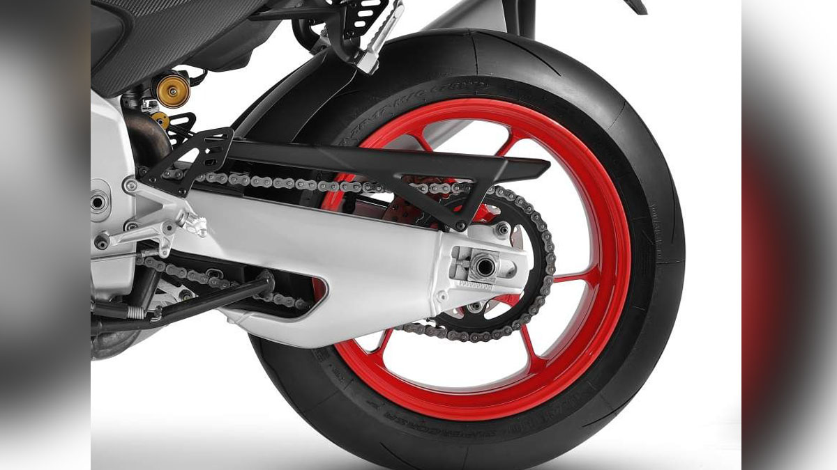 Aprilia Tuono V4 Factory Ride-by-Wire Throttle System