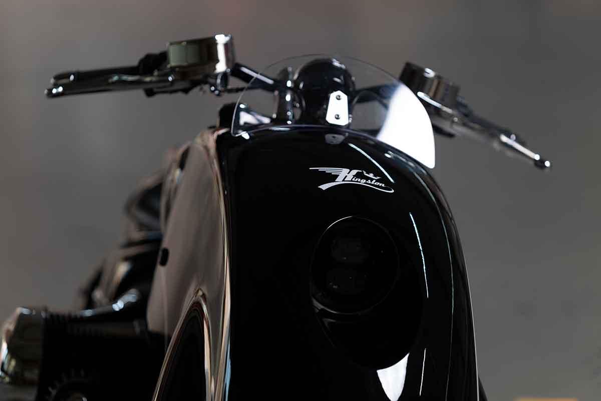 BMW R18 Kingston Custom bike