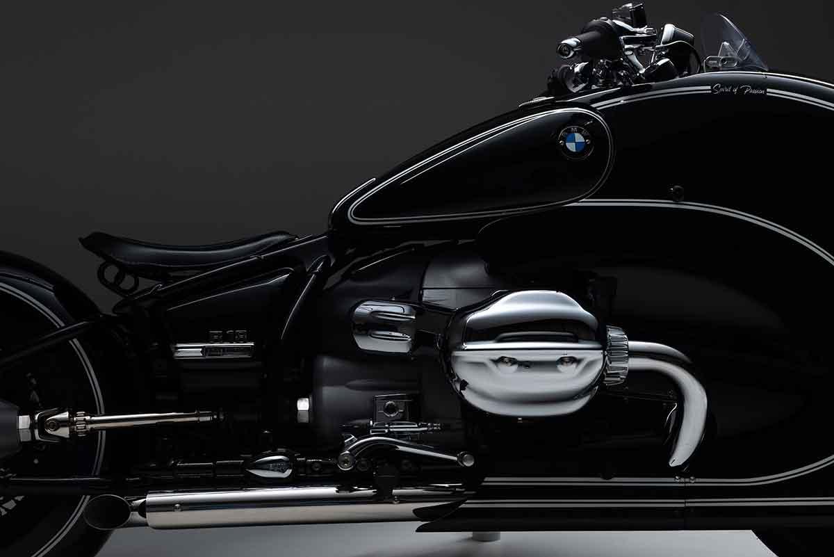 BMW R18 Kingston Custom bike bodywork