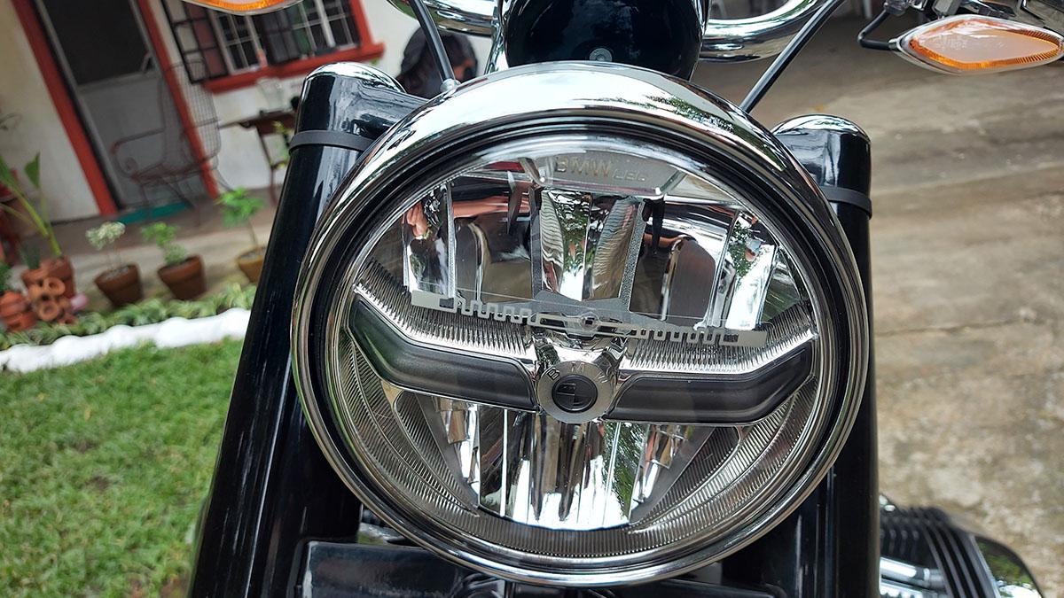 BMW R18 First Edition Headlight