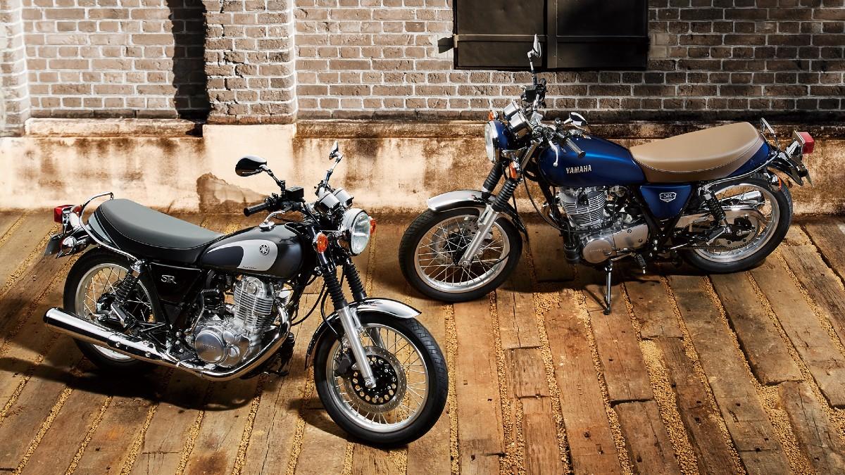 Yamaha SR400 Feature