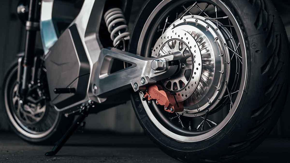 Sondors Metacycle body frame