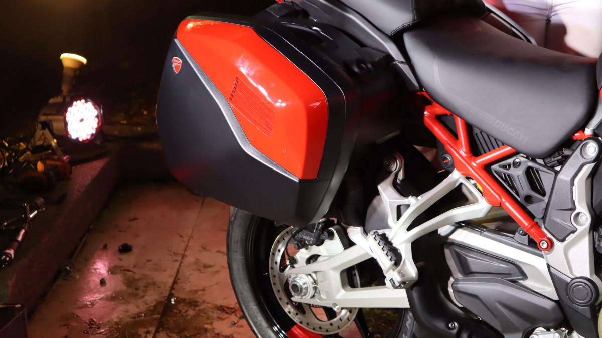 Ducati Multistrada Design