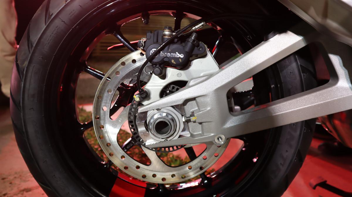 Ducati Multistrada V4 Front Wheel