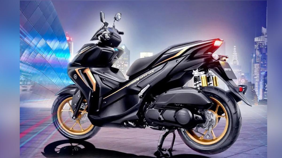 Yamaha Mio Aerox 155