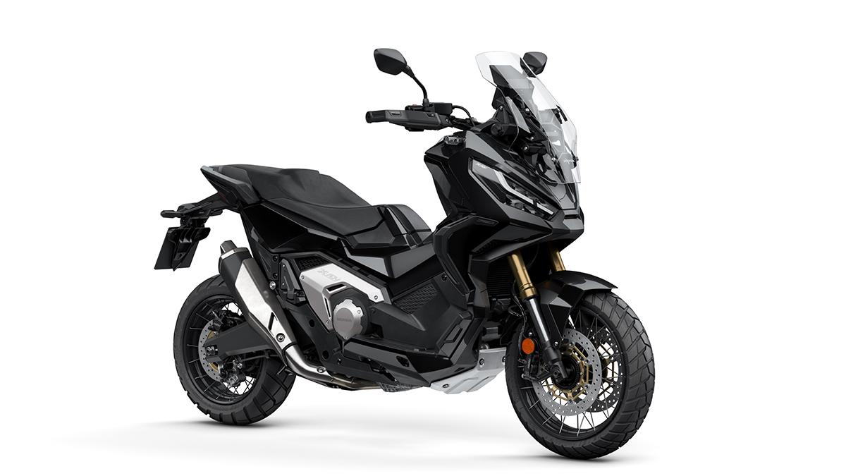 Graphite Black 2021 Honda X-ADV