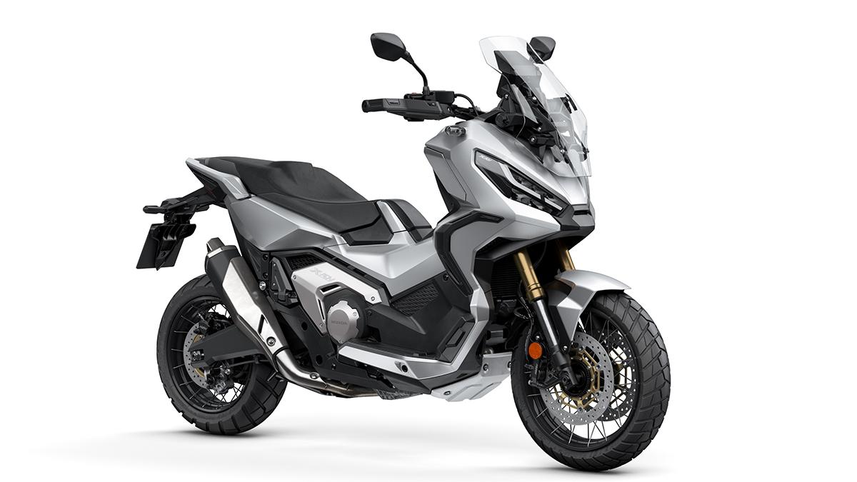 Matte Beta Silver Metallic 2021 Honda X-ADV