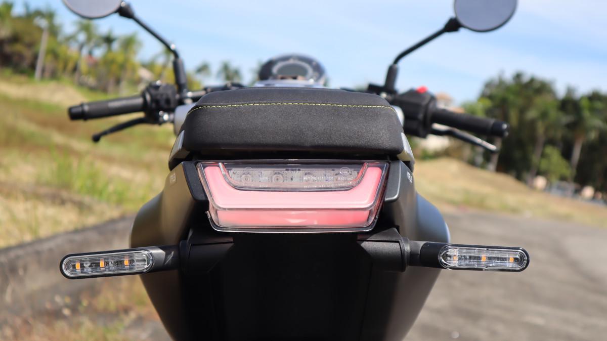 Husqvarna Vitpilen 401 Rear Lights