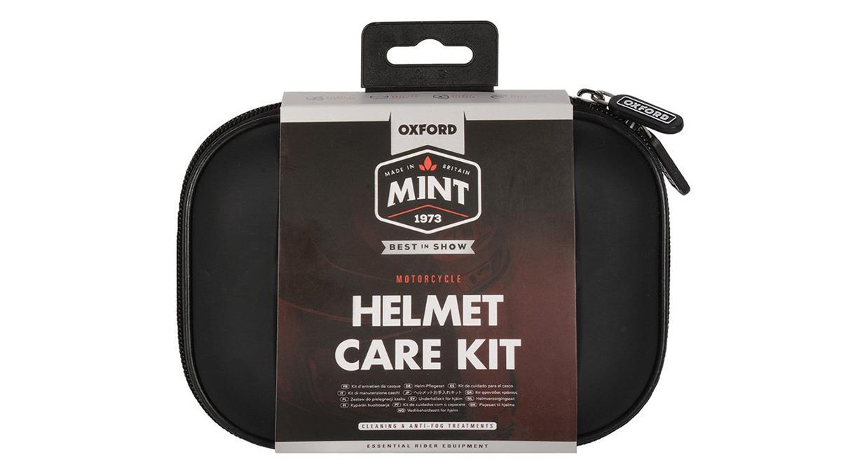 Oxford Mint Helmet Care Kit