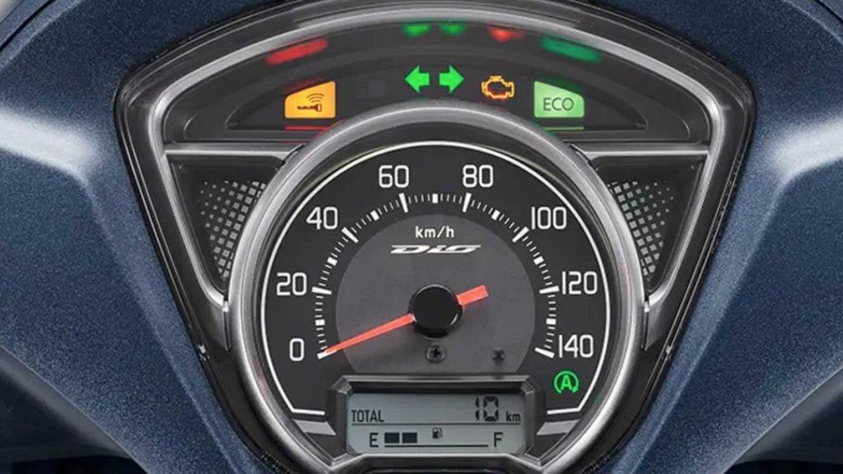 Honda Dio 110 Fuel Gauge