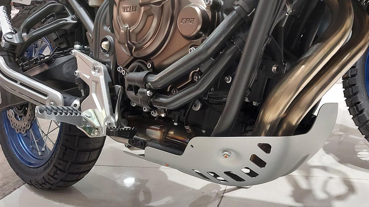 2021 Yamaha Tenere 700 Powertrain
