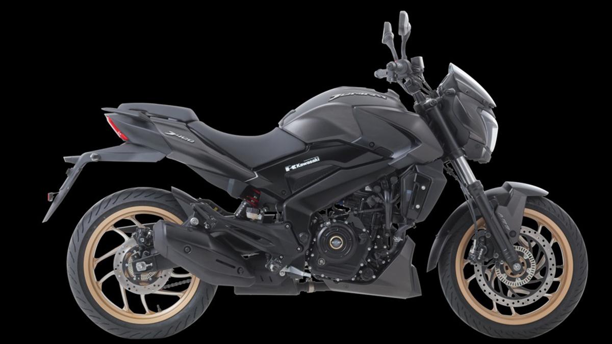 Kawasaki Dominar 400