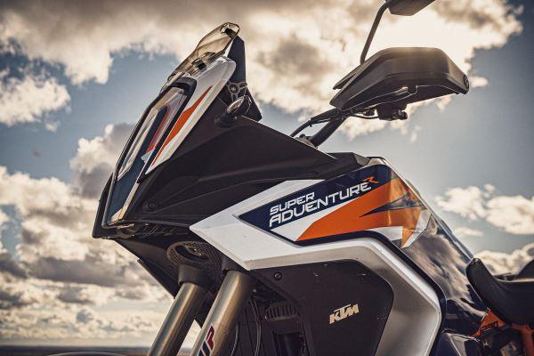 KTM 1290 Super Adventure R New Bodywork