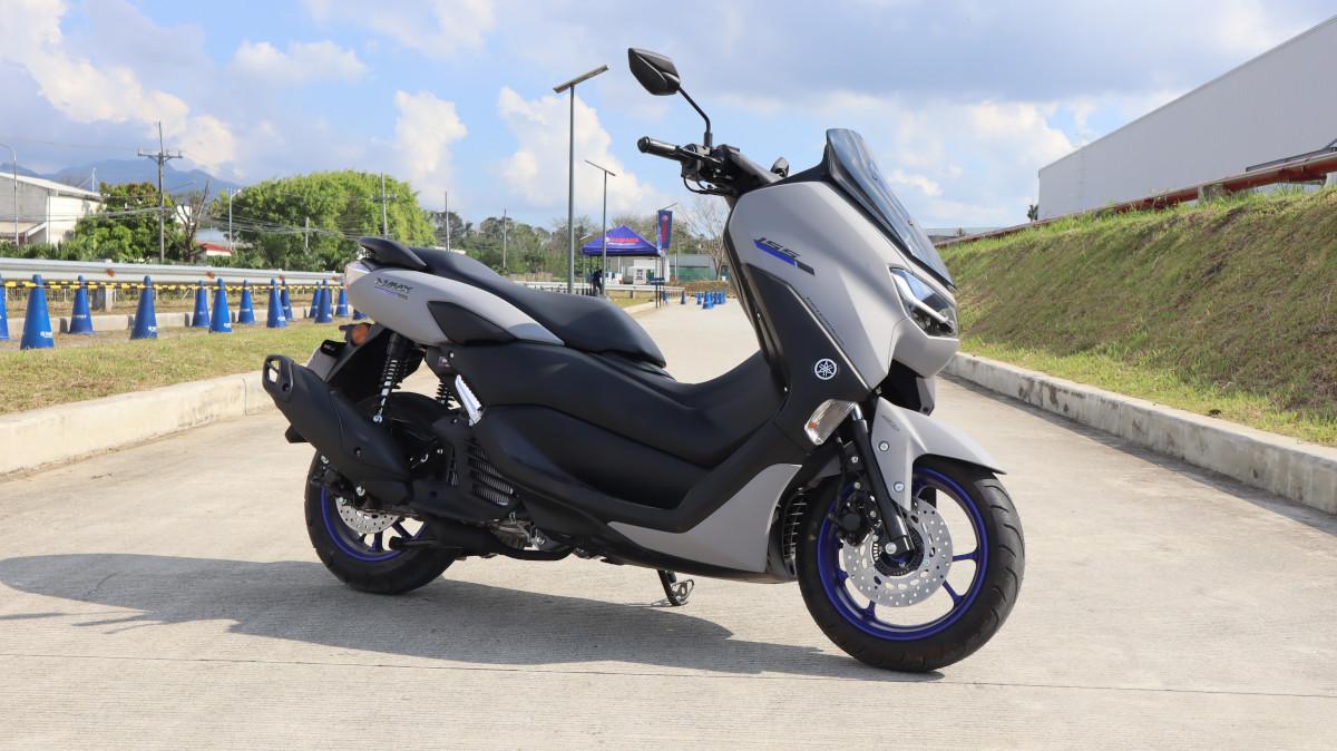 2021 Yamaha NMax 155 ABS
