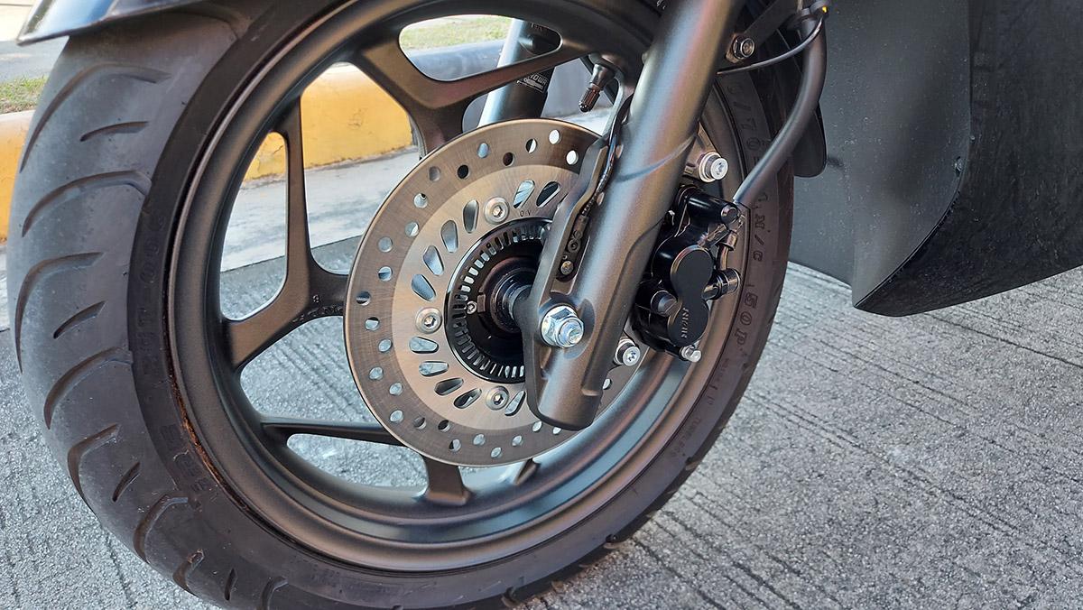 2021 PCX160 Tires