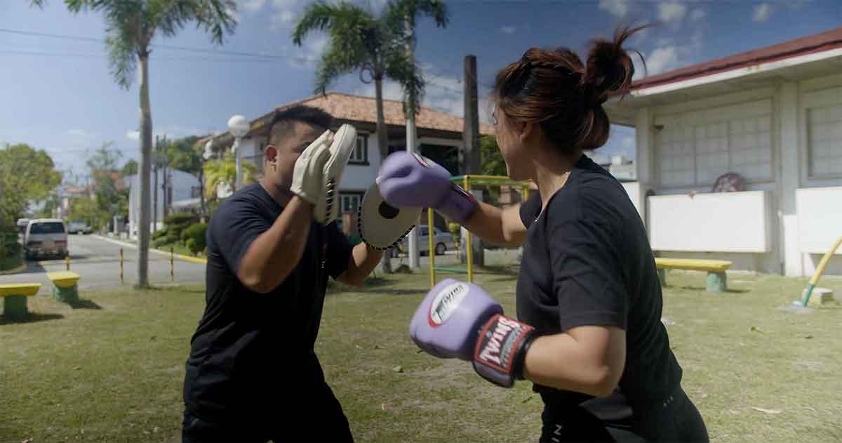 FlexBox Boxing Training
