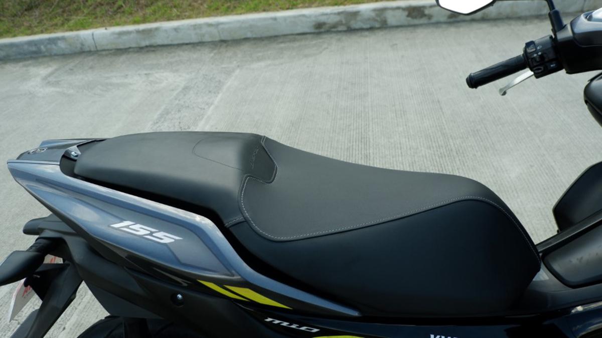2021 Yamaha Mio Aerox Saadle