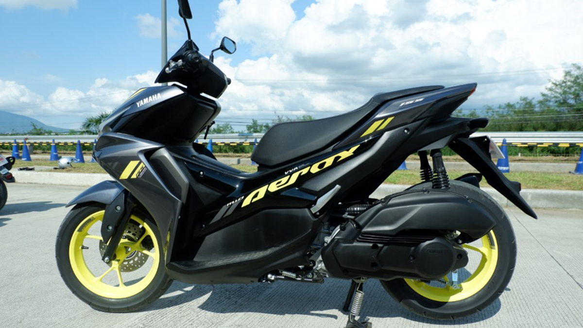 2021 Yamaha Mio Aerox