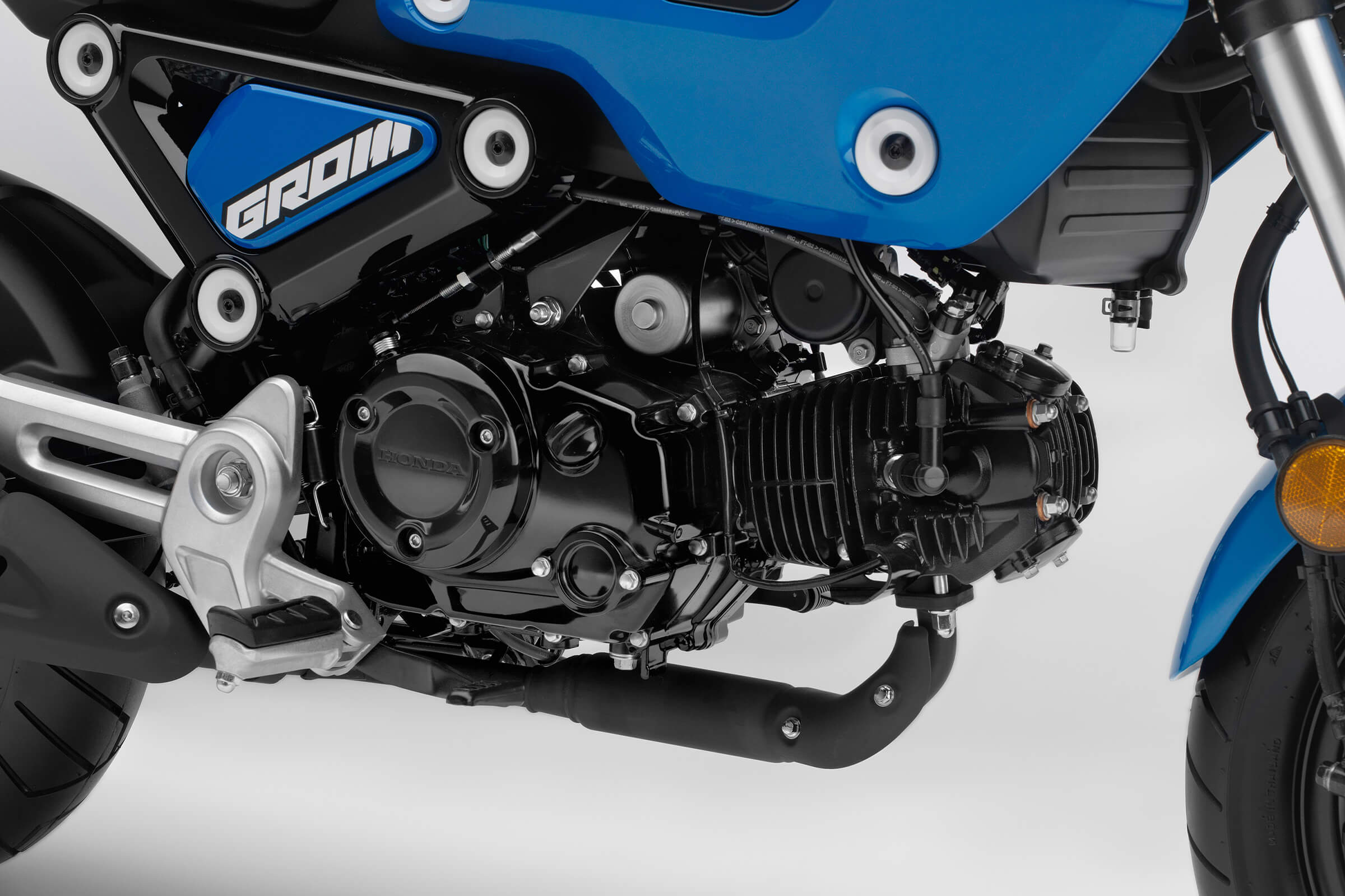 2021 Honda Grom Engine