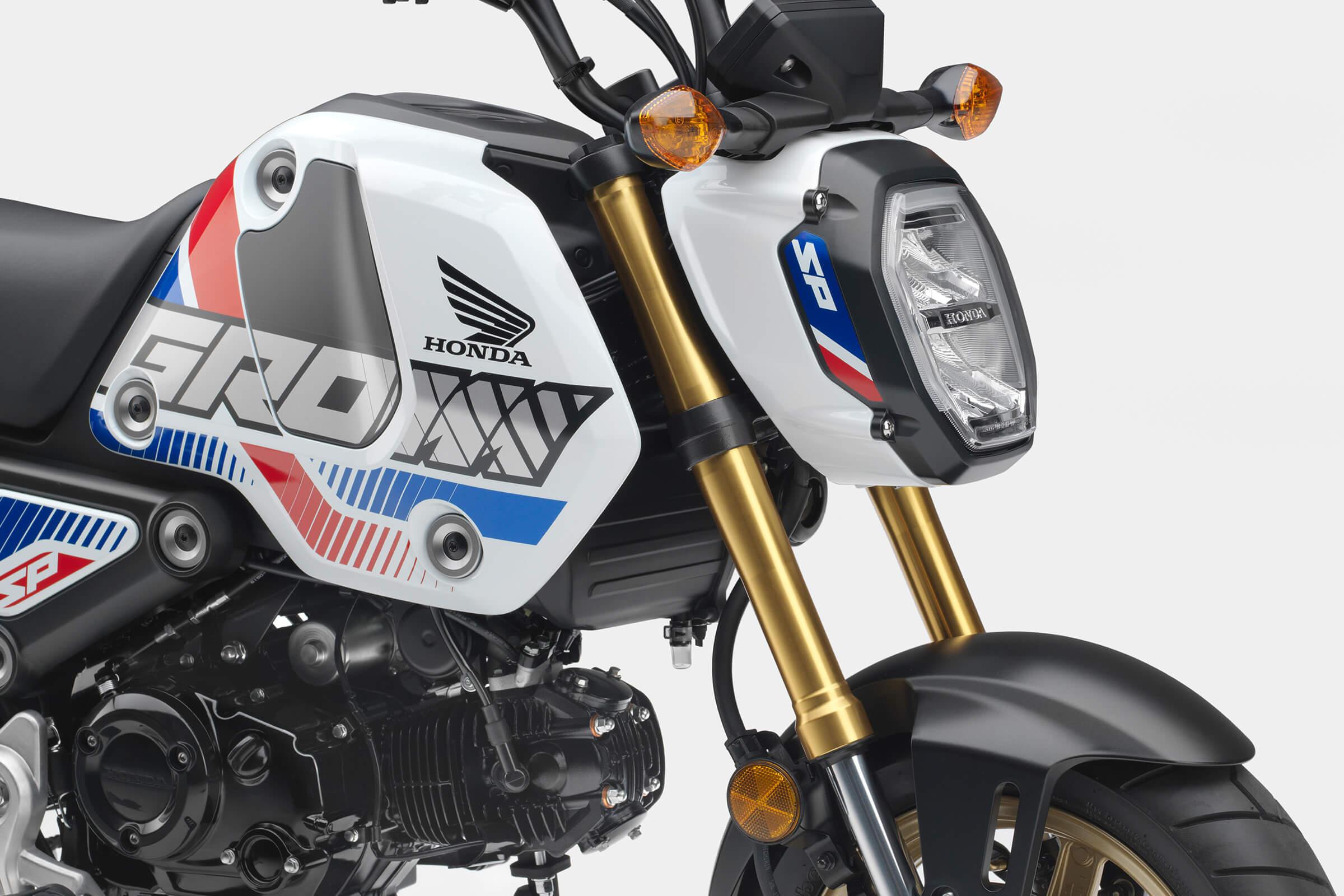 2021 Honda Grom Headlight