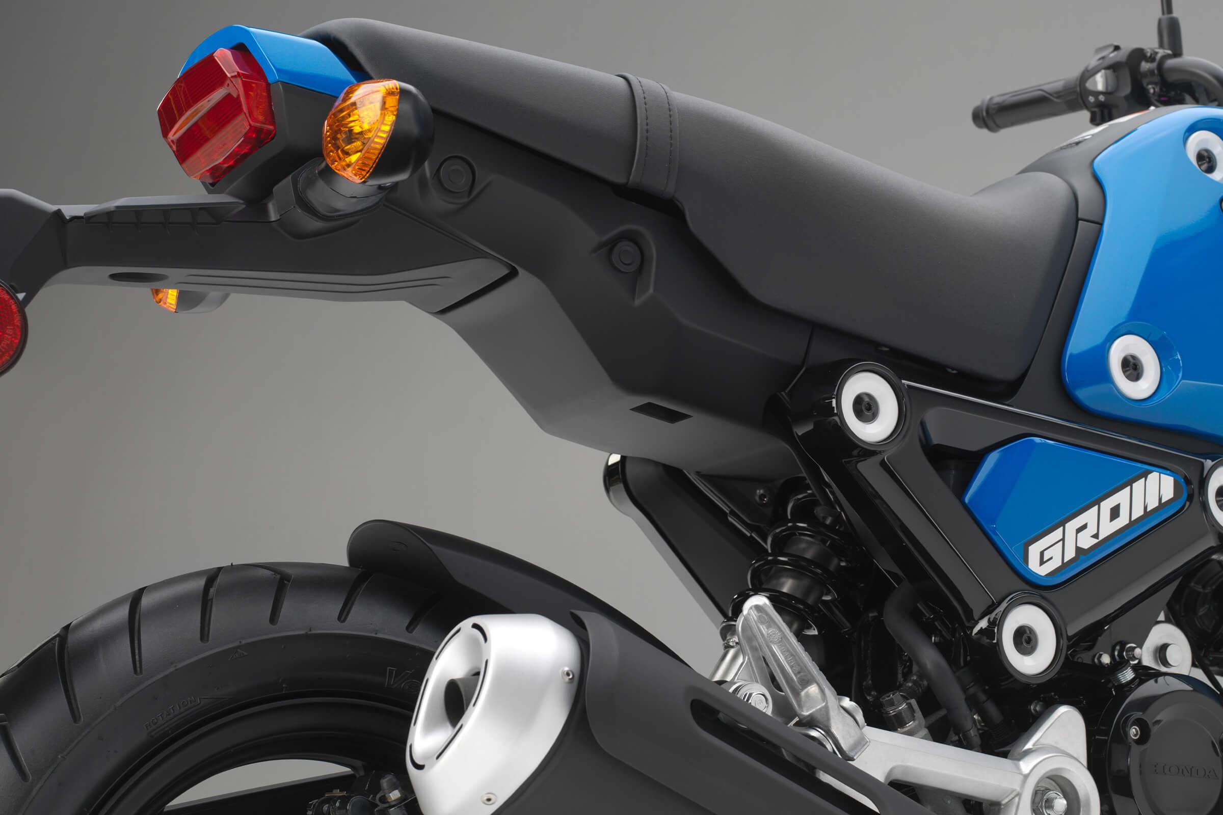 2021 Honda Grom Taillight