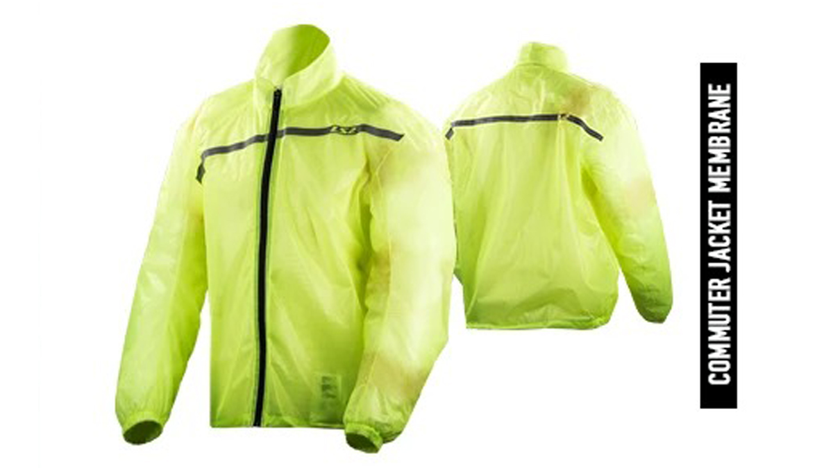 LS2 Apparel - Commuter Rain Jacket
