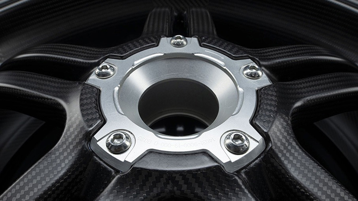 2021 Ducati Superleggera V4 Wheel Set