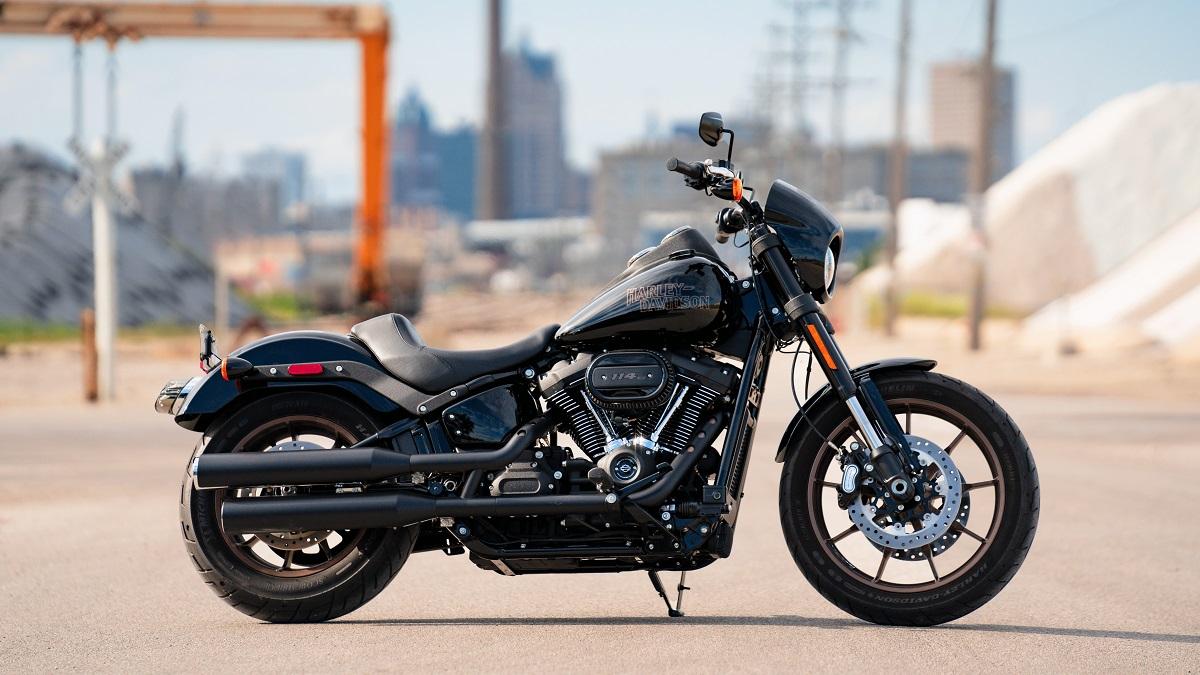 Harley-Davidson Fat Boy 114