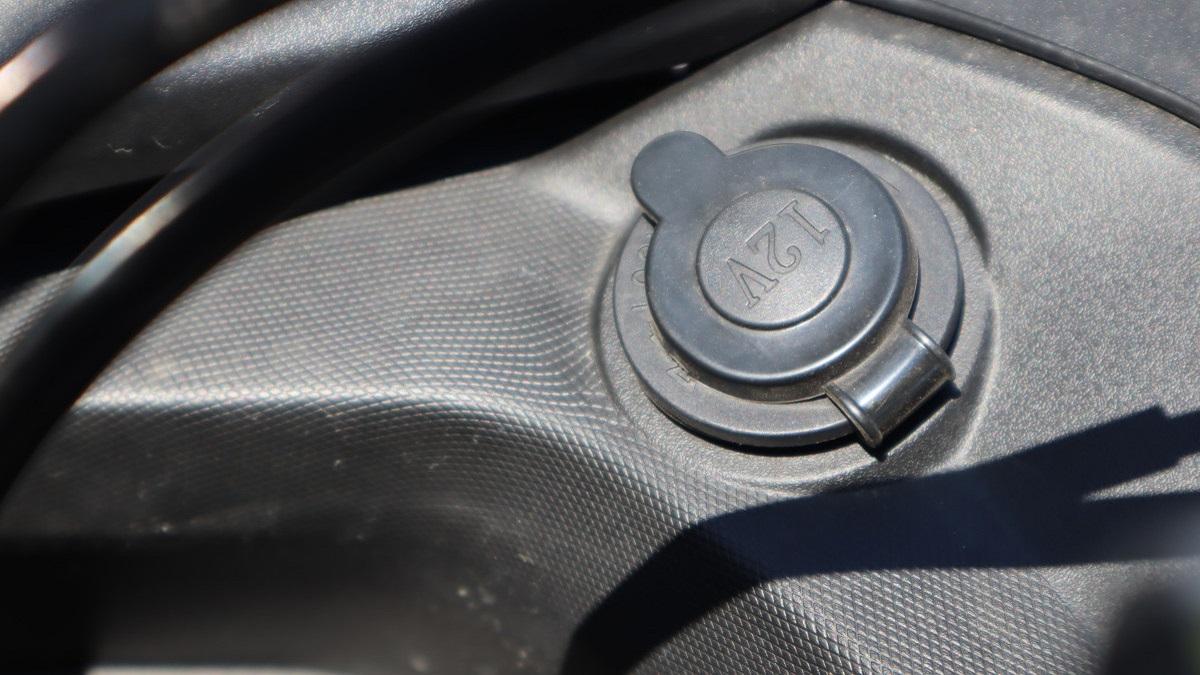 CFMoto 650GT 12V Socket