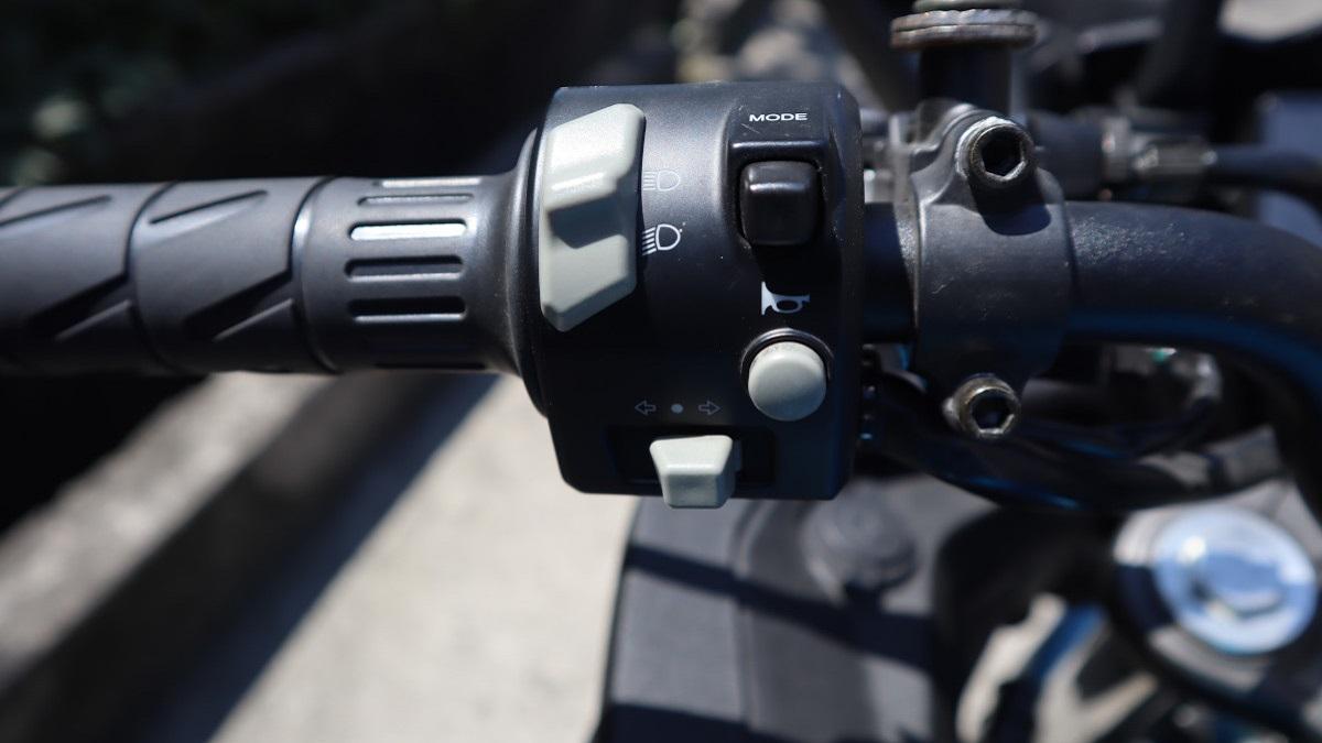 CFMoto 650GT Handlebar